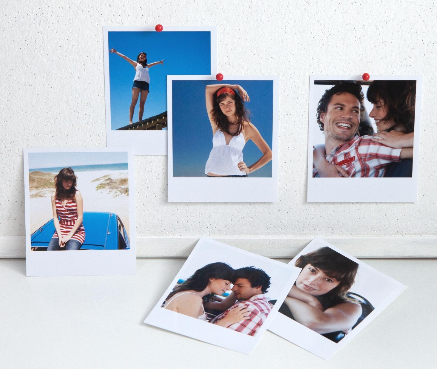 Nouveaux formats et designs pour les tirages photos