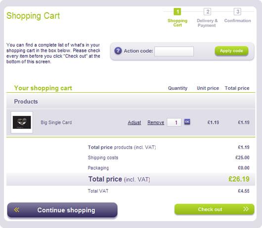 screenshot VAT