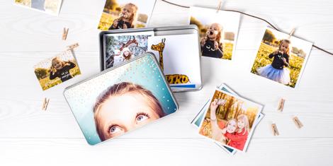 boite personnalisée souvenirs année