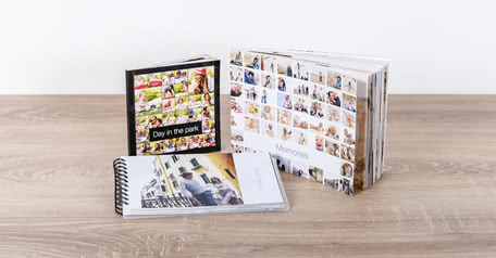 Fotoalbums met fotoprints Fotoalbums met fotoprints