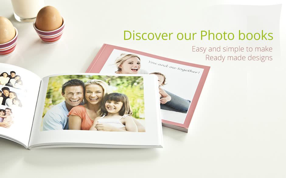 Photo books Photo books