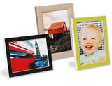 Fotorammer og presentasjonsboks