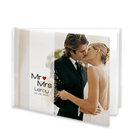 Fotoboek XL Mr & Mrs