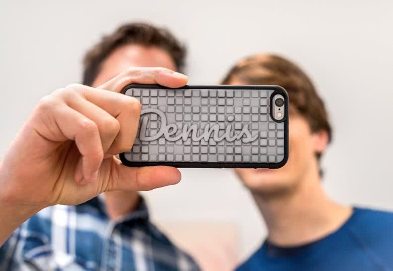 Maak een 3D iPhone Case