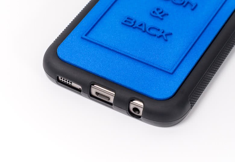 Maak een 3D Samsung Galaxy Case