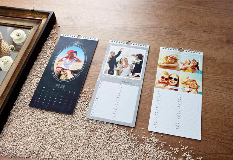 Create your own Kitchen Calendar