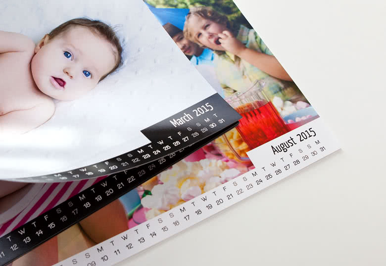 Create your own Calendar Deluxe