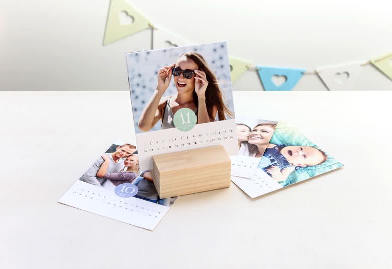 Lag en Fotokalender i fotoholder
