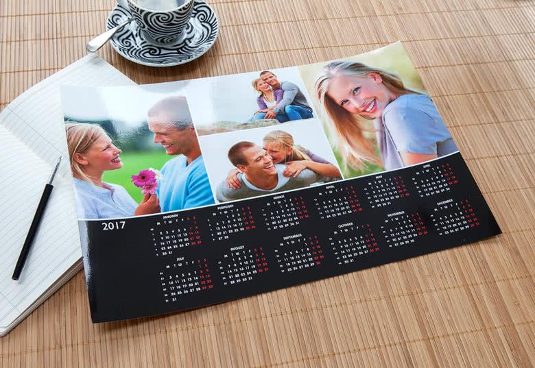 Gestalten Sie Ihren eigenen Jahresplaner