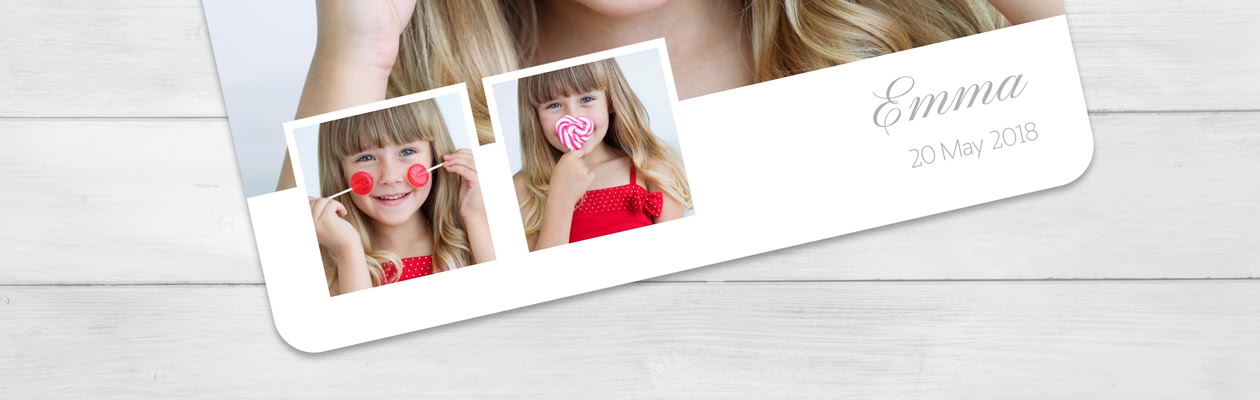 Make your Single Card pop with rounded corners