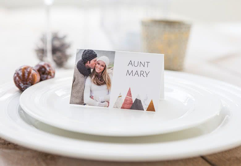 Create your own Place Cards