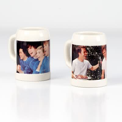 Create a Beer Mug with photo