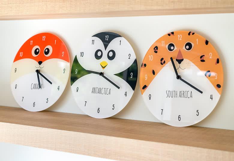 Créez votre horloge murale
