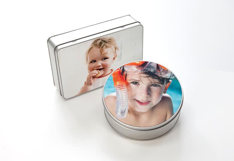 Créez une boite à biscuits personnalisée