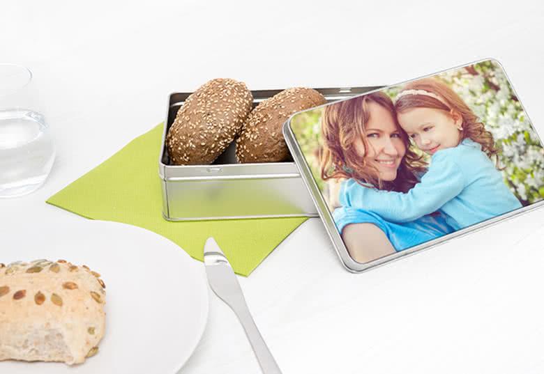 Maak een koekjestrommel