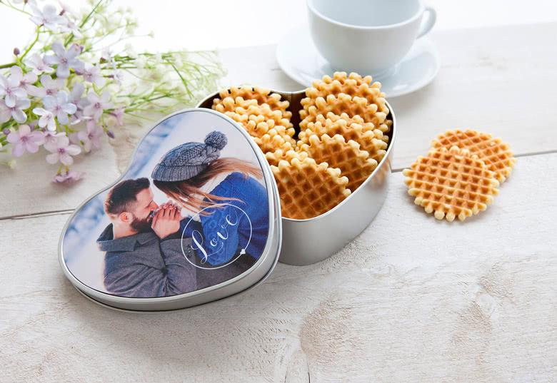 Keksdose gestalten