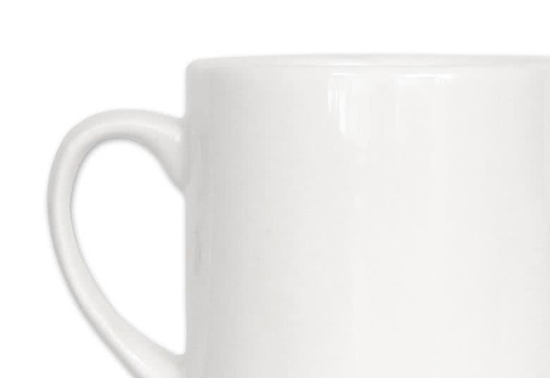Visualisatie van de koffiekopjes en schoteltjes