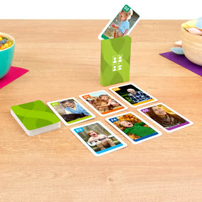 Create Happy Families cards
