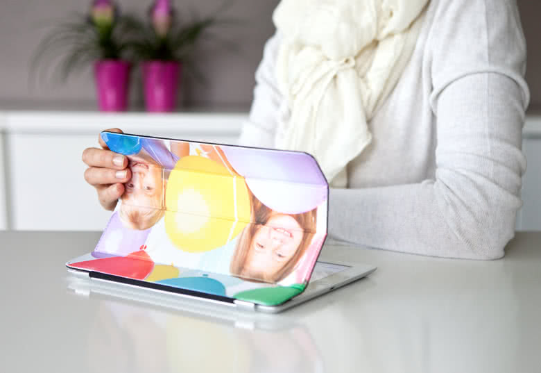 Maak een iPad Smart Cover
