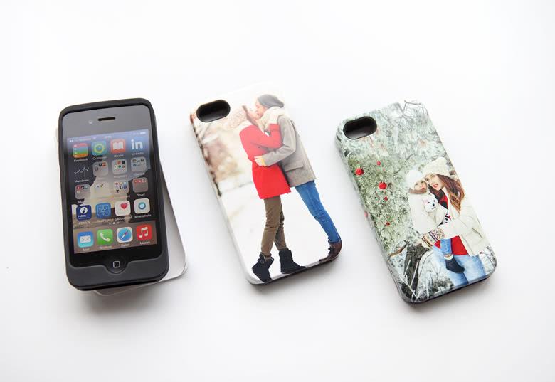 Maak een beschermende iPhone case