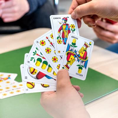 Kartenspiele Selbst Gestalten