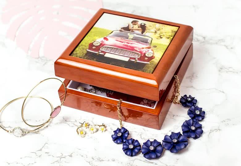 Creëer je gepersonaliseerd juwelenkistje