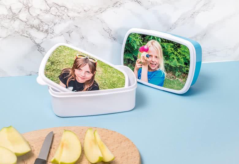 Créez une lunch box