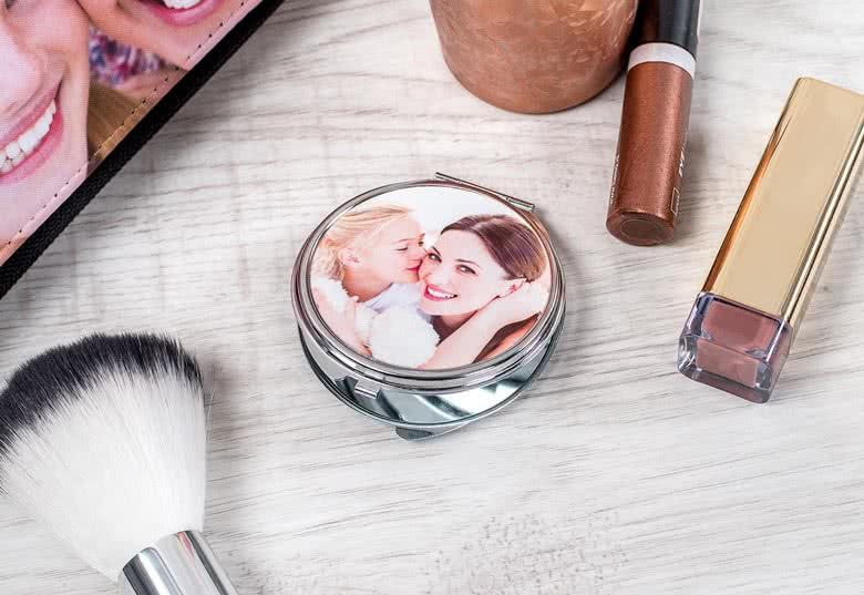 Een make-up spiegeltje maken