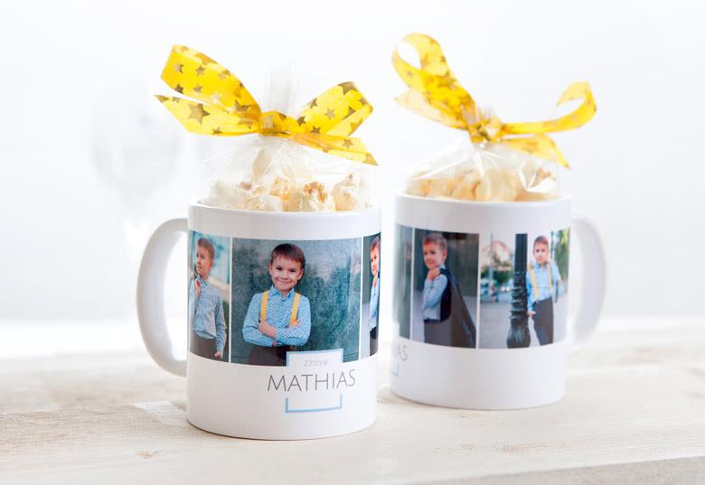 Personalised Mug to give away