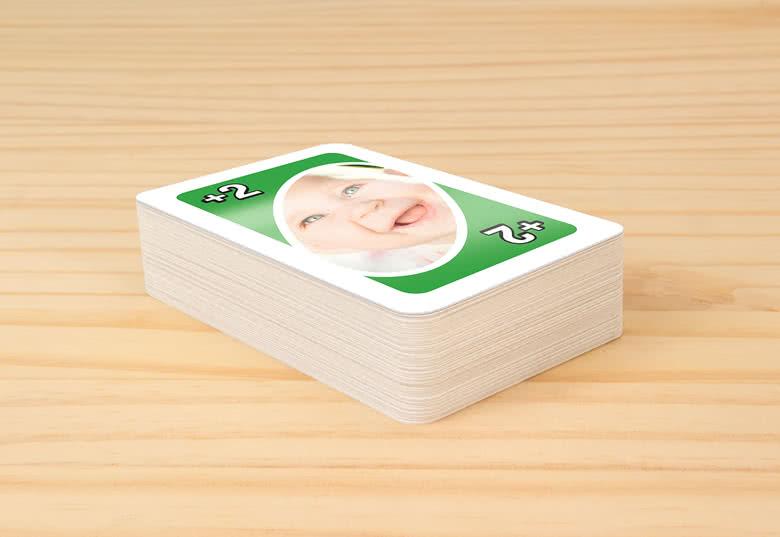 Gepersonaliseerde MyUNO®-kaarten