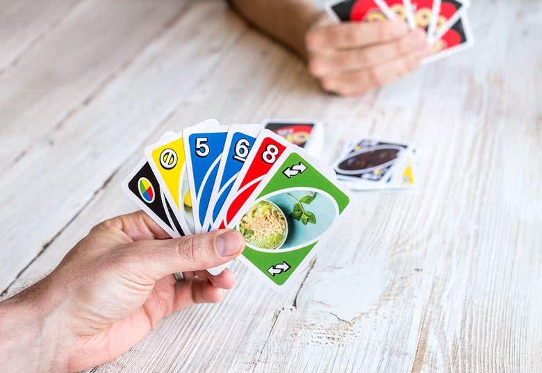 Maak MyUNO®-kaarten