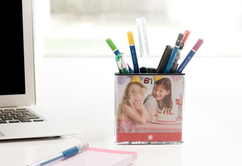 Maak een pennenhouder