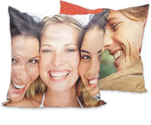 Large Pillow with photo