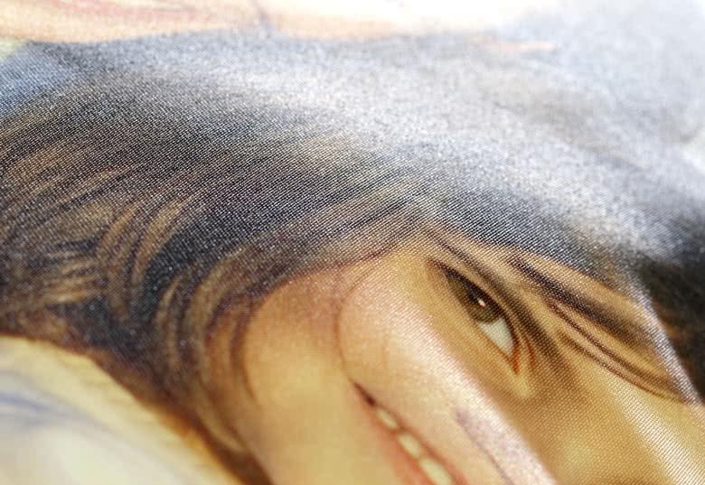 Hoes gemaakt van hoogwaardig polyester