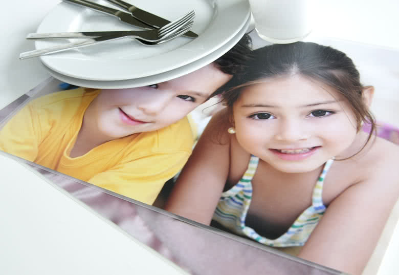 Versier je tafel met jouw eigen gepersonaliseerde placemat