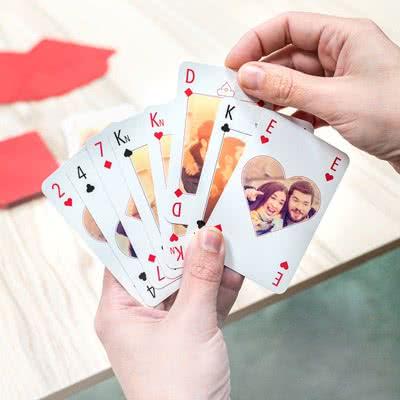 Skab spillekort