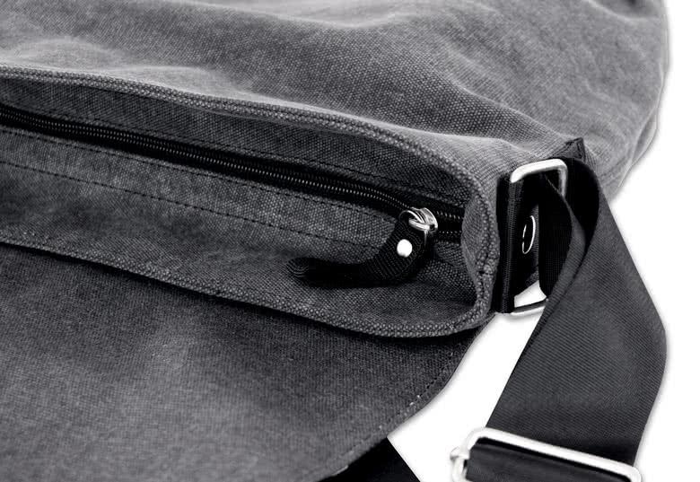 Productmateriaal van de schoudertas