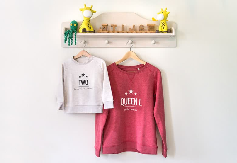 Maak een Sweater kind