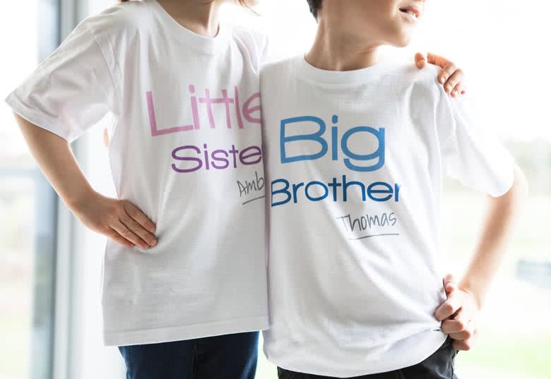 T-shirt kinderen