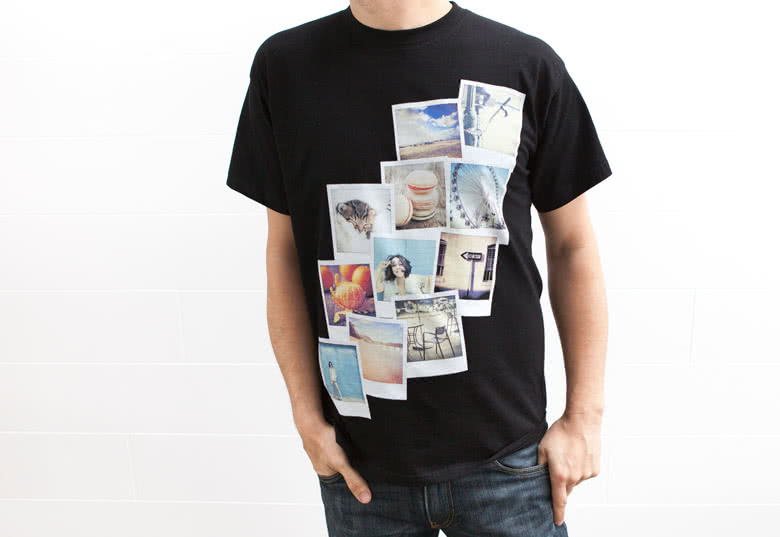 t shirt personnalis avec photo tee shirt personnalisable. Black Bedroom Furniture Sets. Home Design Ideas