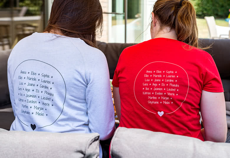 Create a T-shirt for Women