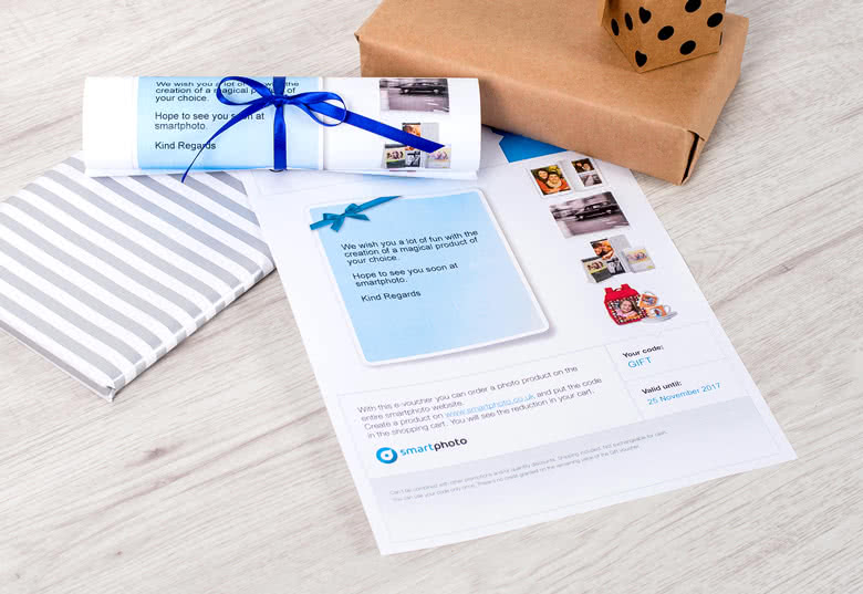 smartphoto Geschenk-Gutscheine - bon, gutschein, coupons, geschenk ...