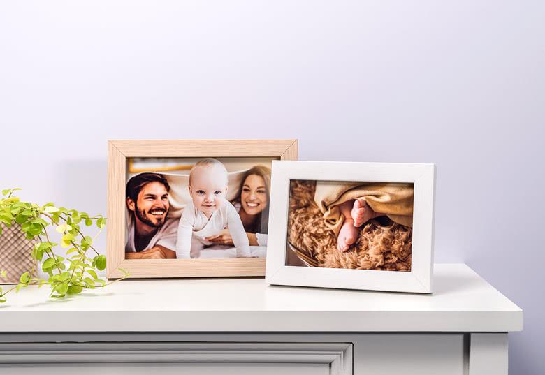 cadres photo petit format smartphoto. Black Bedroom Furniture Sets. Home Design Ideas