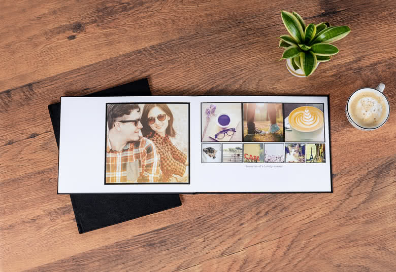 Fotobuch Large Quer - Hardcover