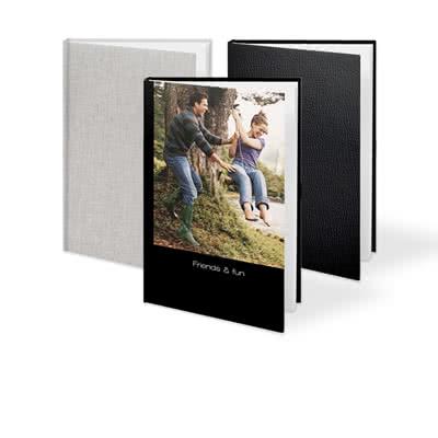 Fotoboek Large staand - harde fotokaft