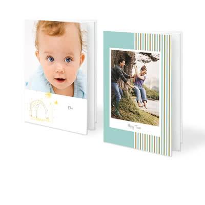 Fotoboek Large staand - zachte fotokaft