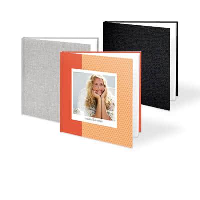 Fotoboek Large vierkant - harde fotokaft