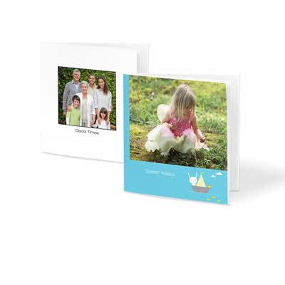 Fotoboek Large vierkant - zachte fotokaft