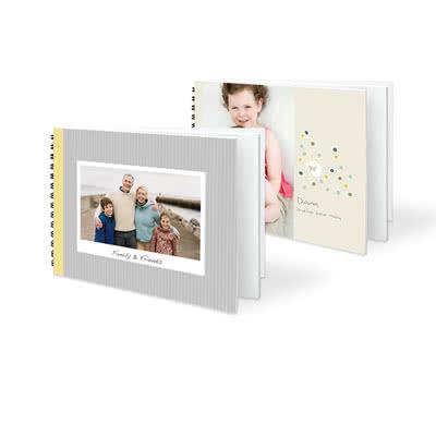 Fotoboek Medium liggend - spiraalbinding