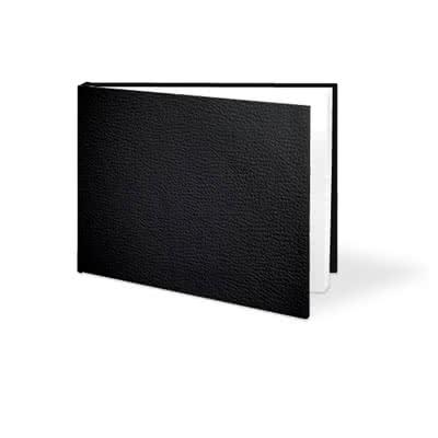 Fotobok XL Liggende Deluxe hard perm lærimitasjon